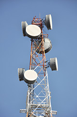 Telecommunication signal tower
