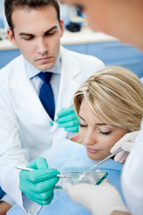 Dental treatment - fillings