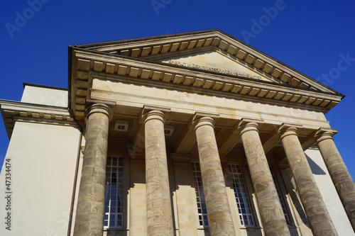 Lippisches Landestheater in DETMOLD (Westfalen) - 47334474