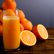 spremuta d'arancia - orange juice