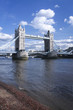 tower bridge river thames london uk