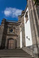 Cathedral of Canary Islands, Plaza de Santa Ana in Las Palmas de