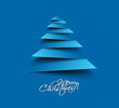christmas tree, design, vector illustration. - 47345210