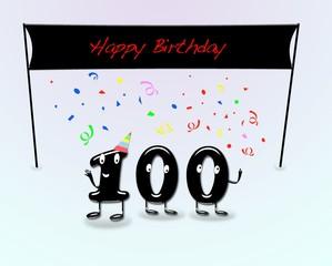 100 aniversario.