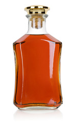 Bottle of brandy