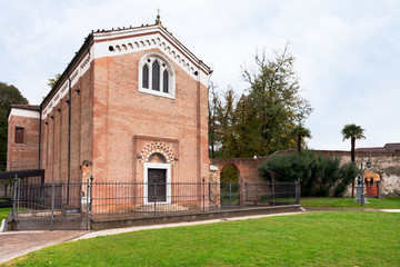 Cappella degli Scrovegni in Padova