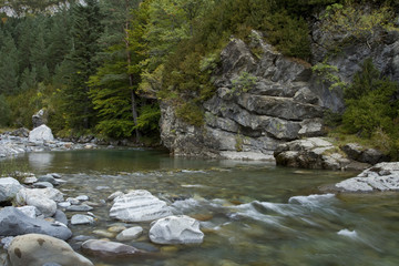 Mountain River, Ordesa