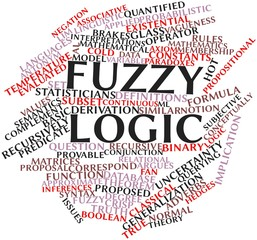 Word cloud for Fuzzy logic