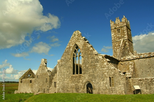 Ross Errilly Friary Abbey