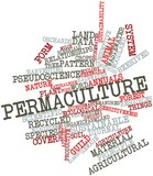 Word cloud for Permaculture