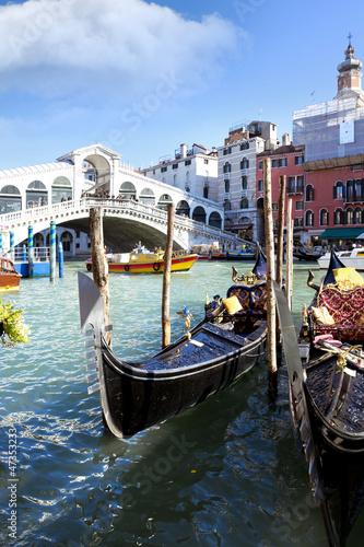 Rialto Bridge - Venice - 47353233
