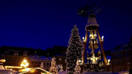 Annaberg-Buchholz Weihnachtsmarkt  vid 01