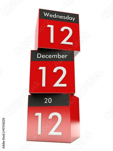 12-12-12 - The last unique calendar date in this century