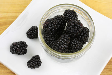 Blackberry Jam III