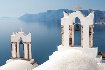 Glockentürme am Mittelmeer