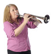 Senior Woman Trumpet Player