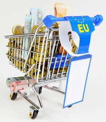 EU Finanzhilfe