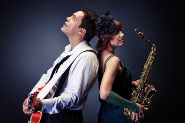 jazz pair