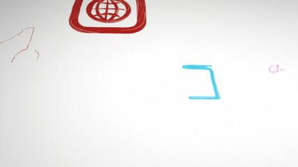 Education Apps Whiteboard