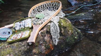 Flyfishing Equipmnet