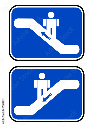 Tech stair symbol