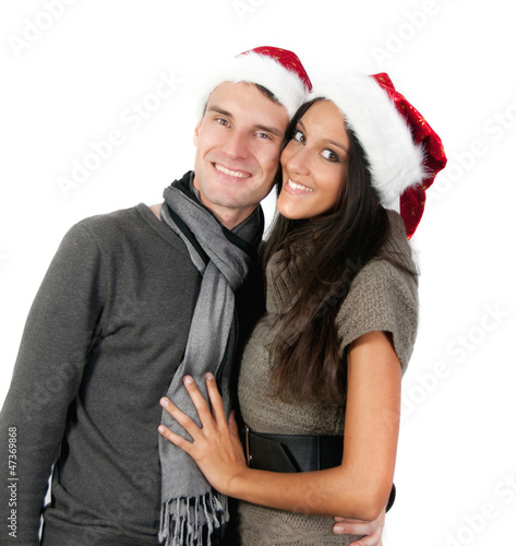 Happy Xmas / Christmas Couple