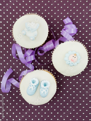 newborn muffin celebration