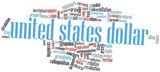 Word cloud for United States dollar
