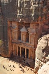Petra's treasury