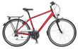 Fahrrad Herren rot