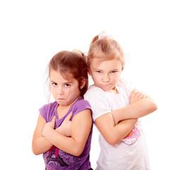 Streit unter Freundinnen