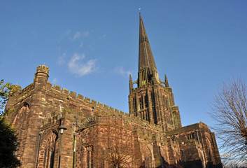 Church And Spire