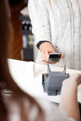 NFC Payment Using Mobile Phone