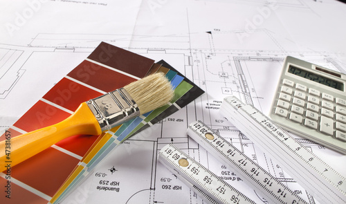 investment in color and interior design