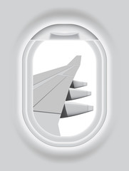 Aircraft s Porthole