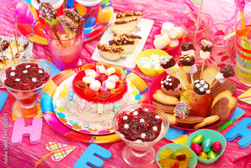 birthday party for children