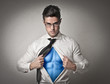 Superhero Muscles