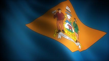 Flag of Delaware (seamless)