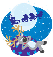 Dream of Reindeer