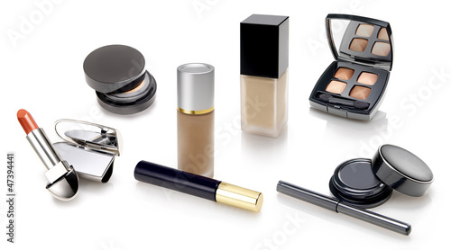 Makeups and cosmetics selection