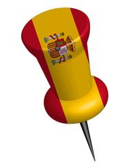 Pinnadel Spanien