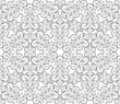 Grey seamless pattern