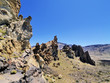 Teide National Park(Garcia Rocks), Tenerife