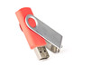 Red usb memory stick