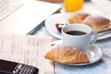Coffee break at work