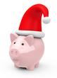 Das Weihnachtssparschwein