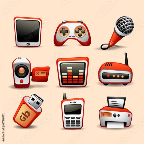 multimedia icons part 2
