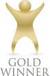 Logo gold winner