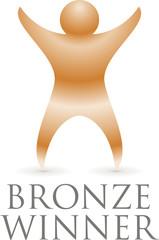 Logo bronze winner