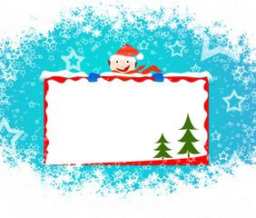 christmas card present
